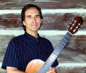 Alan Rinehart kicks off this season's Minds and Music concert series